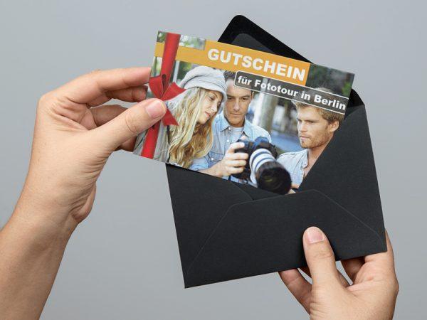 Fototouren Berlin Gutschein