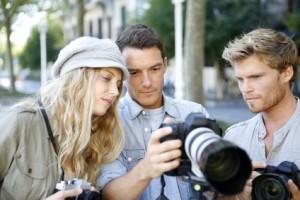 Unsere erfahrenen Fotografen helfen gern