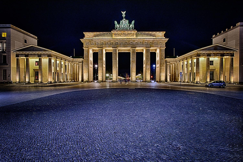 Das Brandenburger Tor Berlin - Sehenswürdigkeiten Berlin