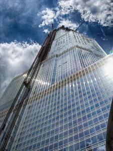 neues Gebäude in Chicago