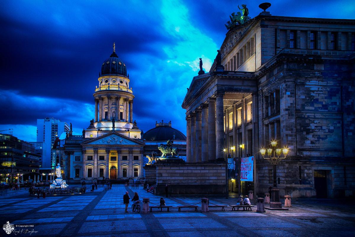 Gendarmenmarkt mit Deutscher Dom