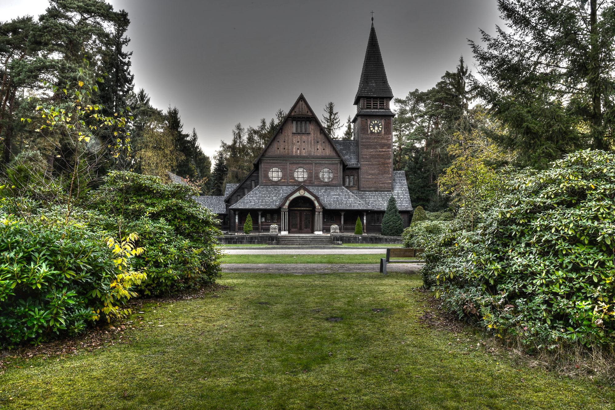 Kirche Südwestfriedhof