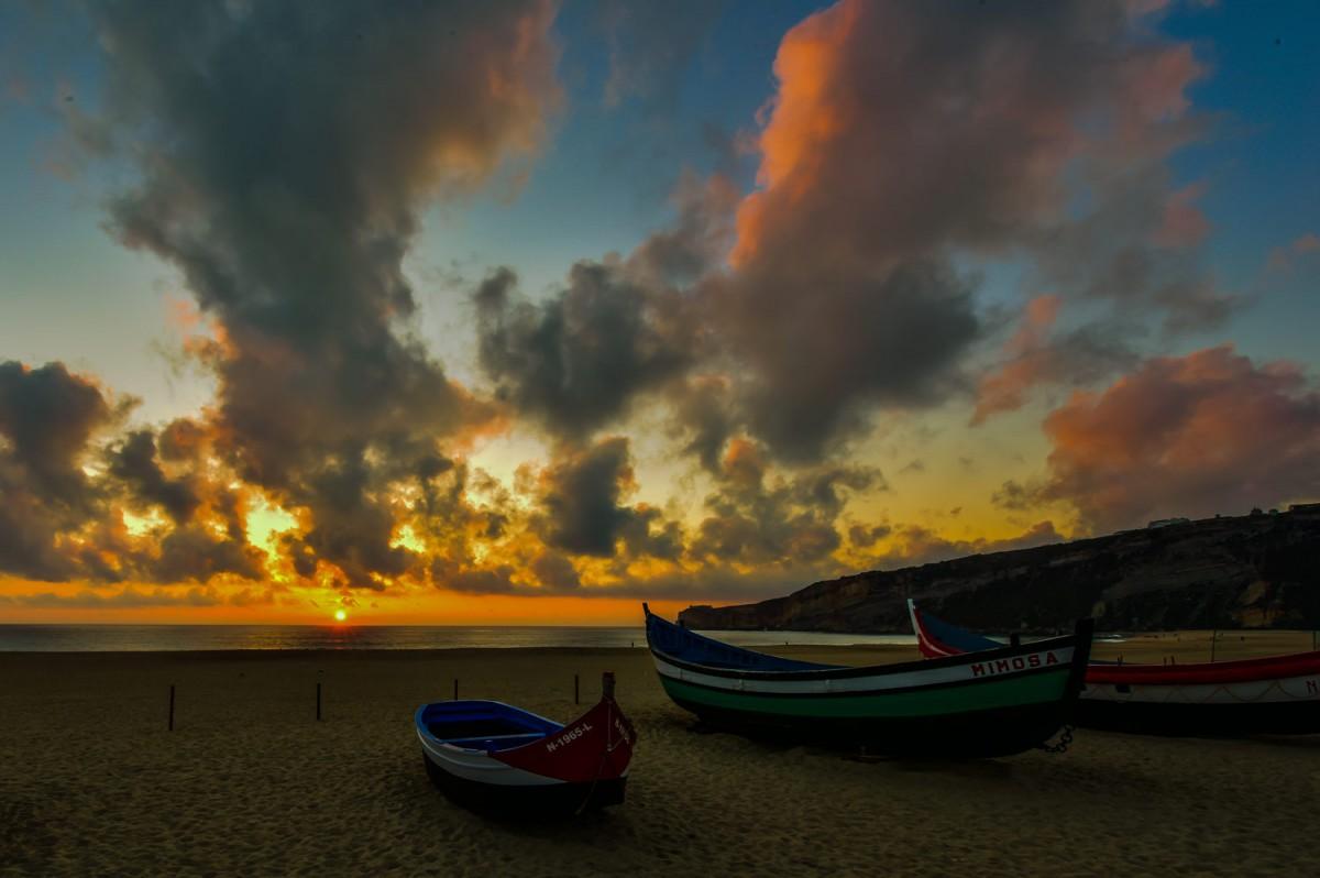 Reisefotografie Sonnenuntergang