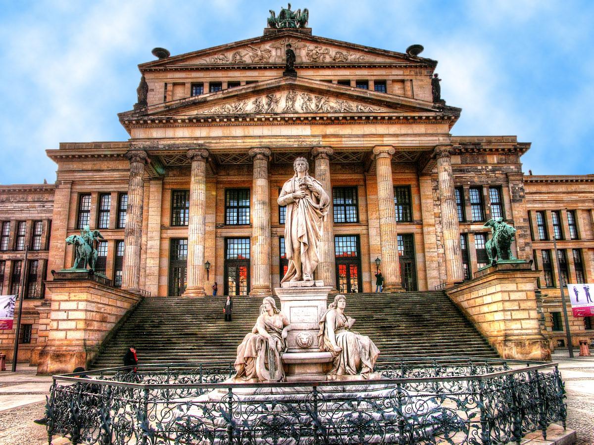 Schauspielhaus Berlin Gendarmenmarkt