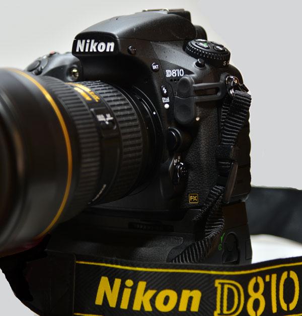 Nikon-D810-Digitalkamera