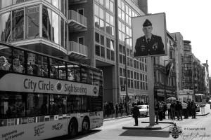 Checkpoint Charlie Berlin - Sehenswürdigkeiten Berlin