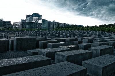 Holocaust Mahnmal Stelen - Sehenswürdigkeiten Berlin