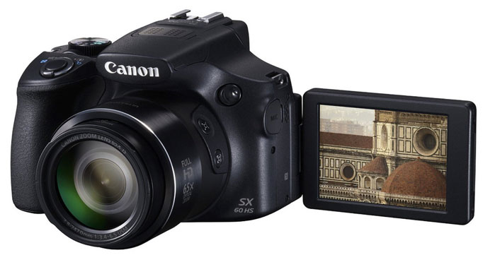 Canon SX 60 HS