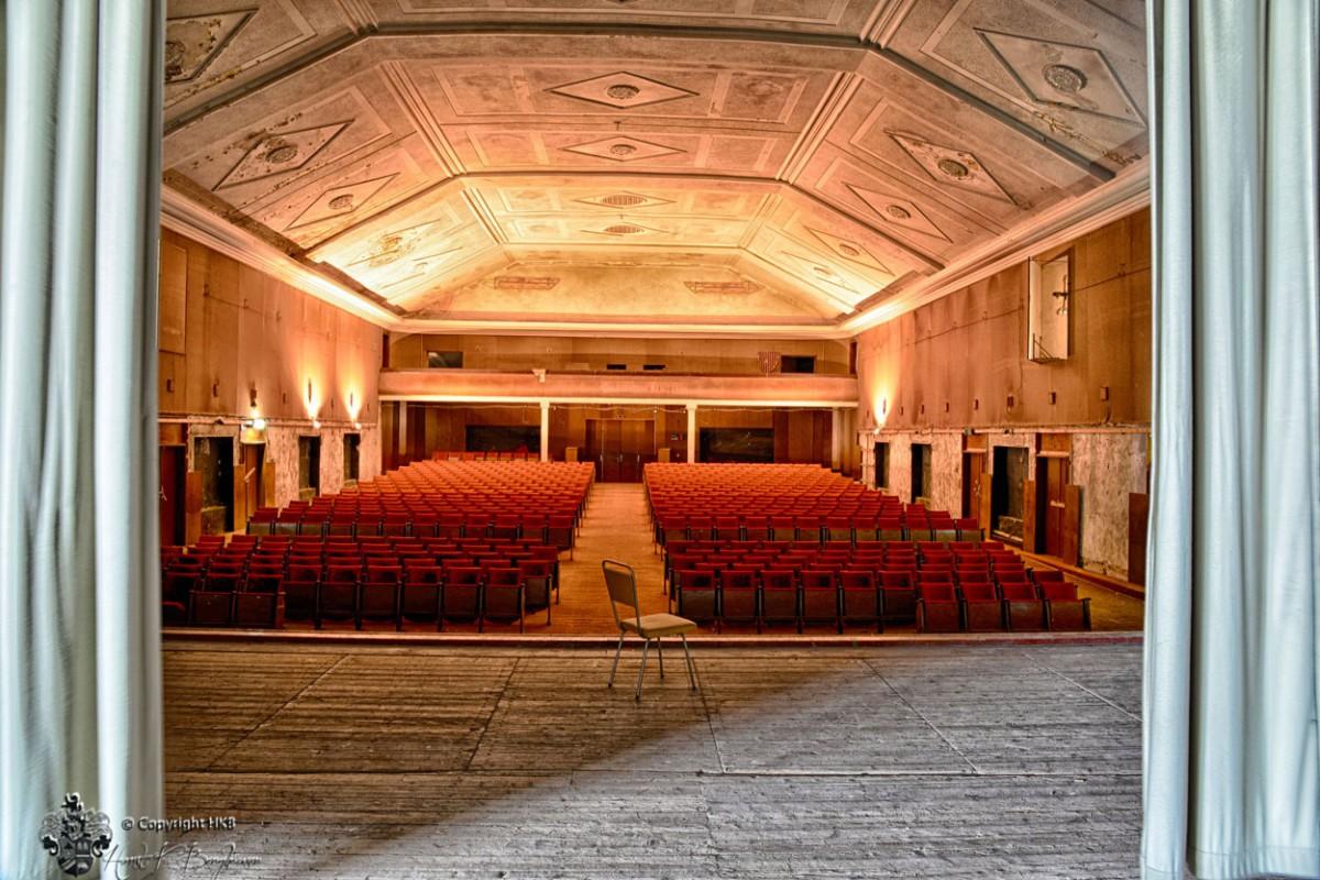 Wünsdorf Theatersaal