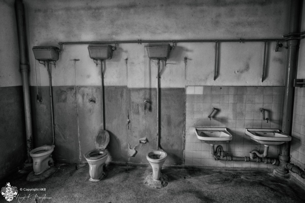 Wünsdorf Toiletten