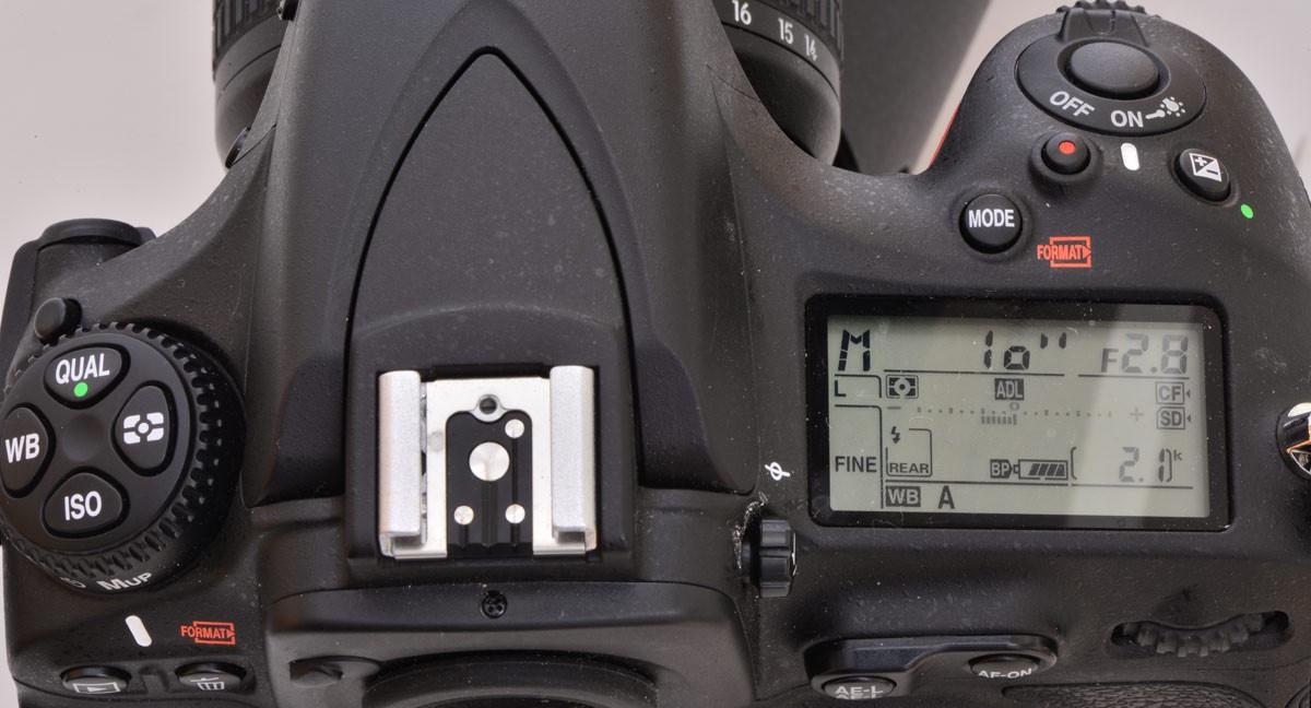 manuelle Kameraeinstellung