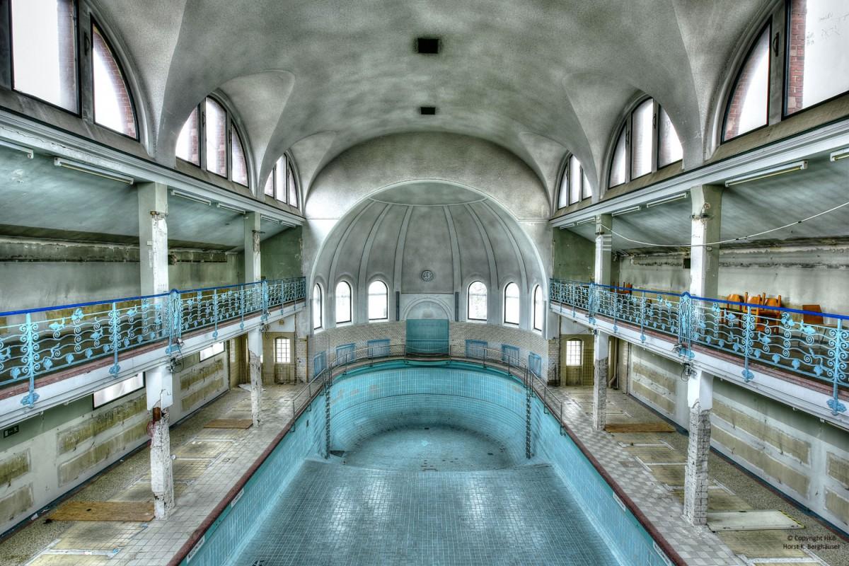 Lost Places Fotoworkshop Stadtbad