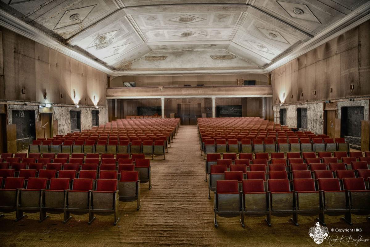 Theatersaal Haus der Offizier in Wünsdorf