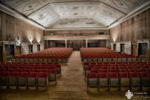 Theatersaal Haus der Offiziere in Wünsdorf