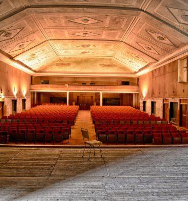 Theatersaal Wünsdorf