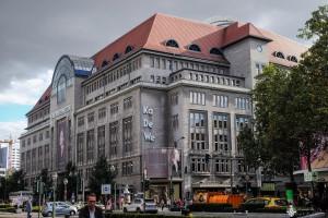 KaDeWe - Kaufhaus des Westens - Sehenswürdigkeiten Berlin