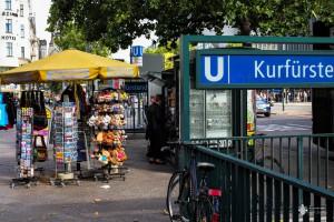 U-Bahnhof Kurfürstendamm - Sehenswürdigkeiten Berlin