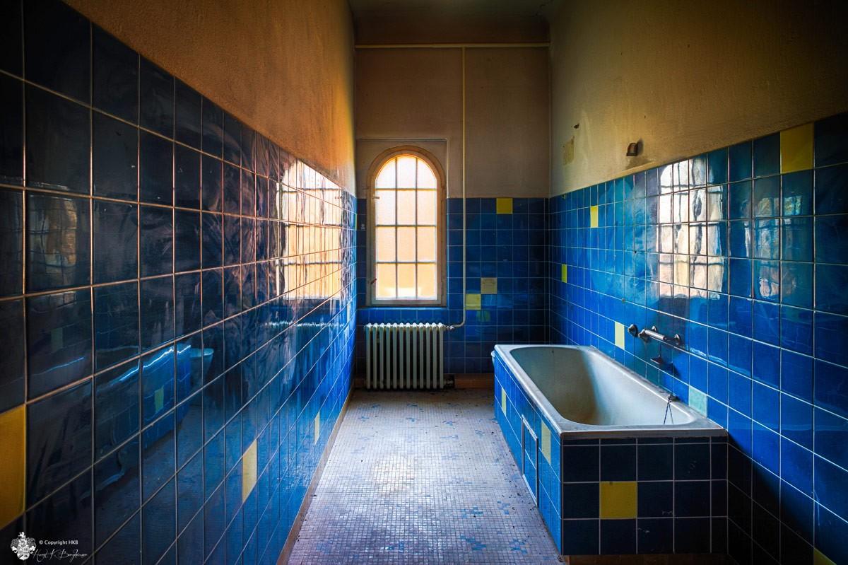 Hakeburg Blaues Bad