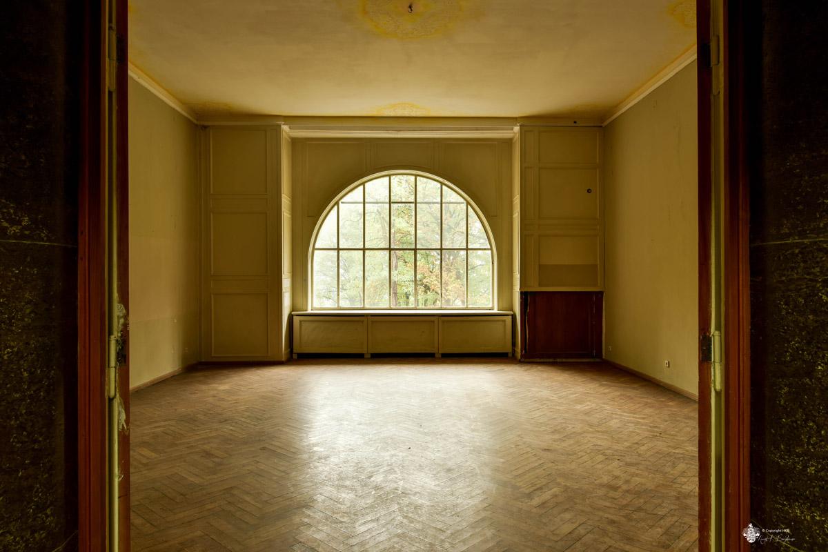 Neue Hakeburg - Zimmer im Erdgeschoss