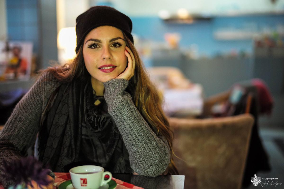 Fashion Workshop im Hotel Cafe