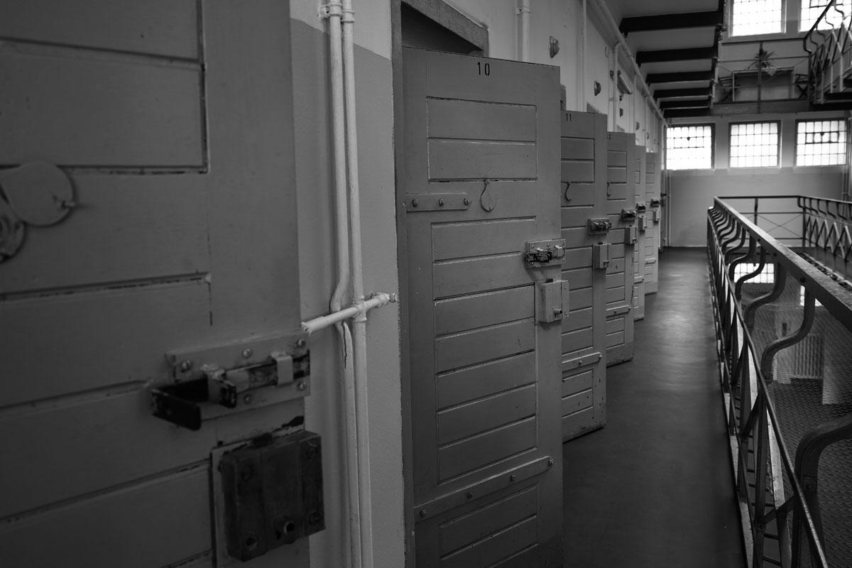 Frauengefängnis offene Türen