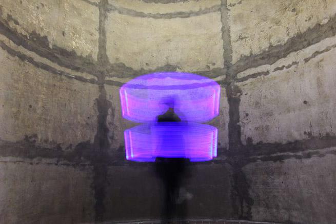 Light Painting Workshop - Globus