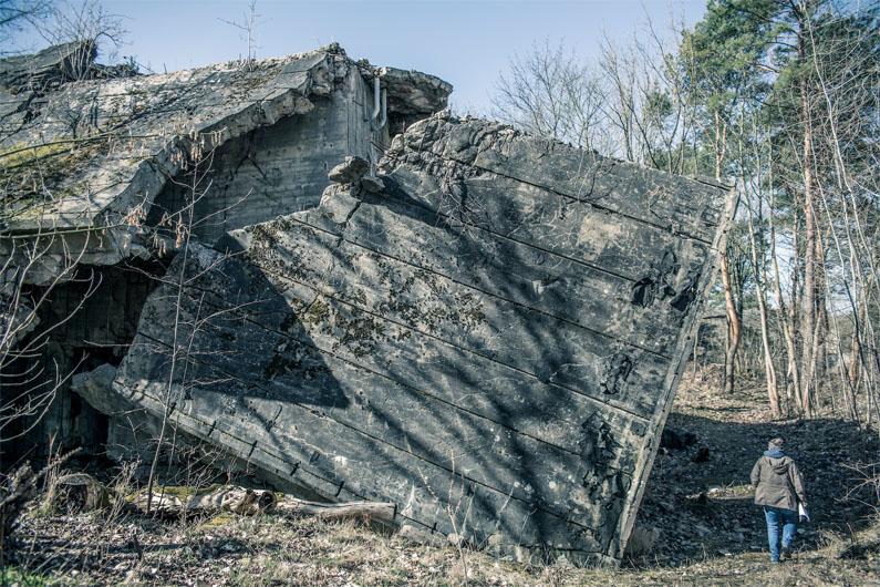 Wünsdorf Bunkergelände - Copyright Stefan Klenke
