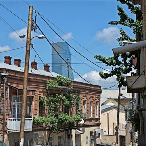 Foto-Workshop 5 Tage Tiflis