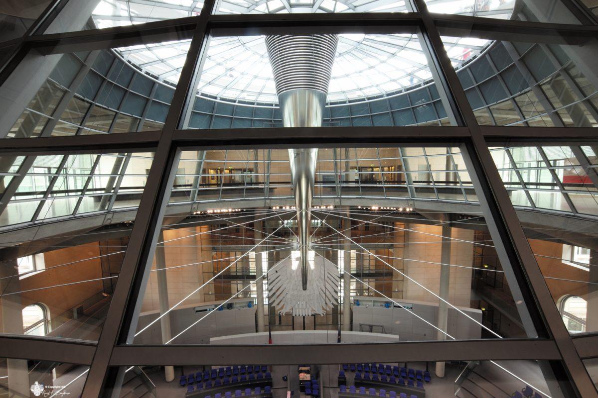 Reichstag-Plenarsaal